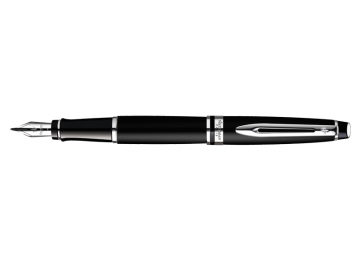 Waterman Expert Matt Black CT - plnicí pero F